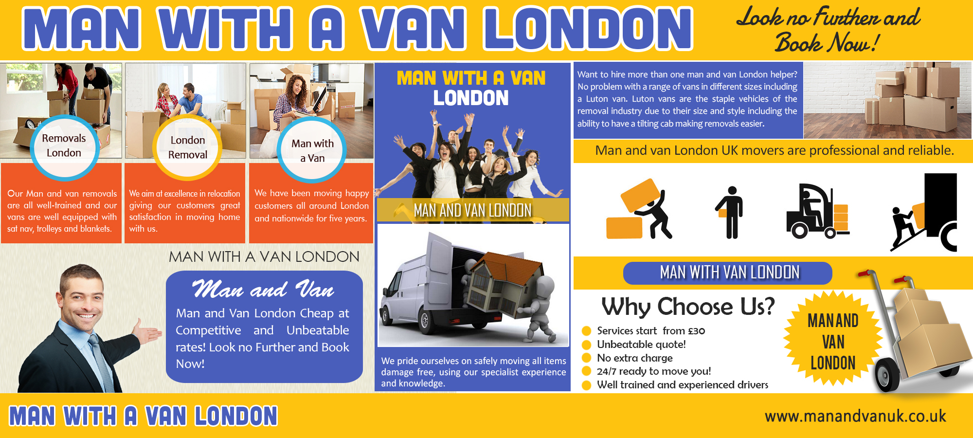 Man With Van London
