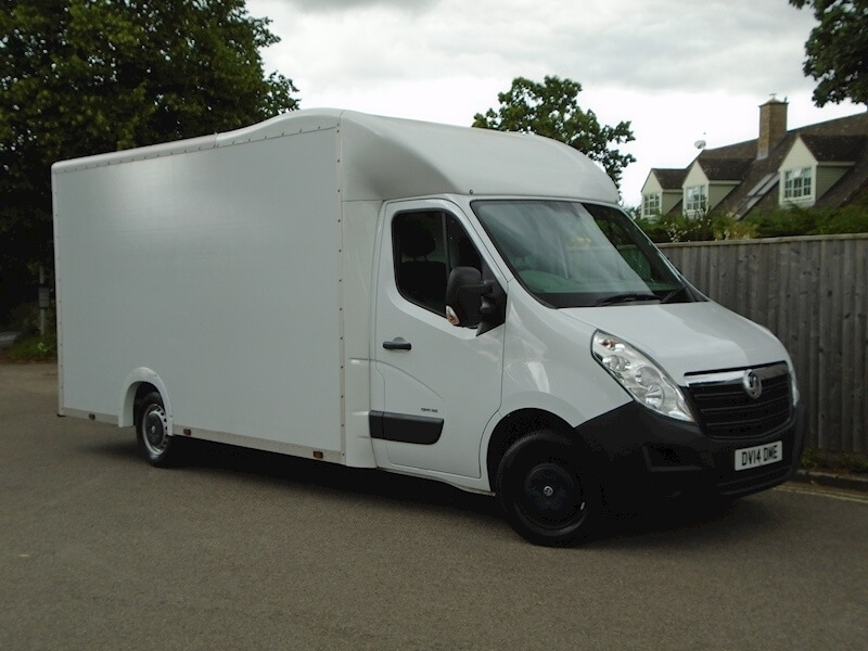 Do you need a Luton van?